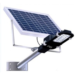 Lampa LED Iluminat Stradal 15W SMD Solara cu Suport