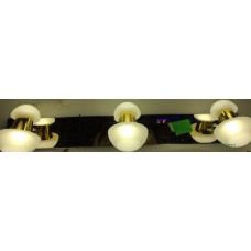 Aplica LED 3W Suport Nichelat 3 Spoturi LZ7942