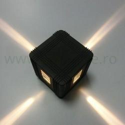 Aplica LED 3W Exterior LZ2006
