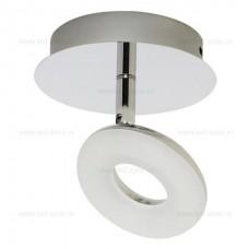 Aplica LED 5W Suport Nichelat 1 Spot M2