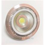 Bec LED AR111 15W COB 12V