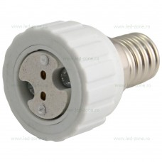 Adaptor soclu bec E14 - MR16