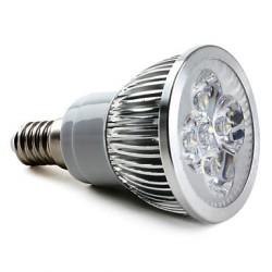 Bec Spot LED E14 4x1W HP 220V