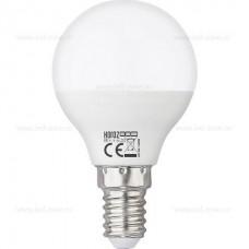 Bec LED E14 6W Iluminare 200 Grade G45