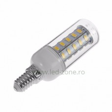Bec LED E14 7W Corn 36xSMD5730