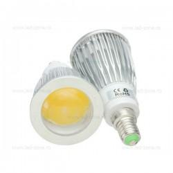 Bec Spot LED E14 7W COB Lupa 220V