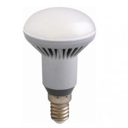 Bec Spot LED E14 5W R50 Mat Aluminiu