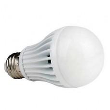 Bec LED E27 7W Glob Mat Plastic