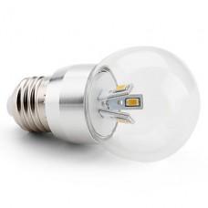 Bec LED E27 3W Glob Clar SMD5630