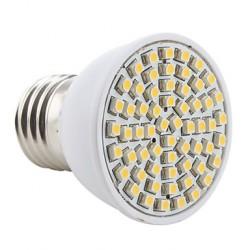 Bec Spot LED E27 4W 60xSMD3528 220V