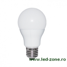 Bec LED E27 5W Iluminare 260 Grade Ceramica