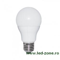 Bec LED E27 9W Iluminare 260 Grade