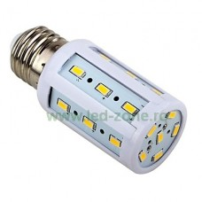 Bec LED E27 5W Corn SMD5730