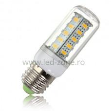 Bec LED E27 7W Corn 36xSMD5730