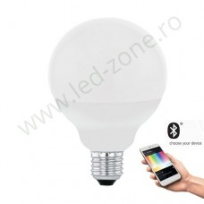 Bec LED E27 13W Glob Mat RGB + White Premium