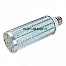 Bec LED E27 30W Corn SMD5730 Aluminiu