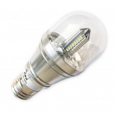 Bec LED E27 4W Glob Clar