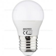 Bec LED E27 10W Iluminare 200 Grade G45