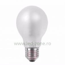 Bec LED E27 7W Mat Iluminare 360 Grade