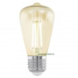 Bec LED Vintage E27 3.5W Para ST48