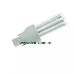 Bec LED G24 9W 3U