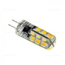 Bec LED G4 2.5W Corn Silicon 12V