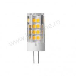 Bec LED G4 5W Corn Ceramica 12V