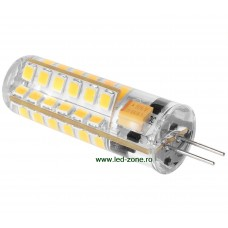 Bec LED G4 5W Corn Silicon 12V