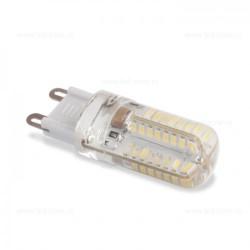 Bec LED G9 3W Corn Silicon