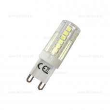 Bec LED G9 4W Corn Ceramica