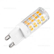 Bec LED G9 5W Corn Ceramica