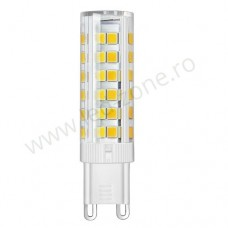 Bec LED G9 7W Corn Ceramica