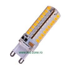 Bec LED G9 7W Corn Silicon