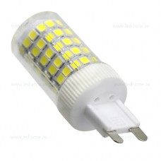 Bec LED G9 9W Corn Ceramica