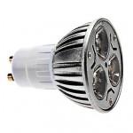 Bec Spot LED GU10 3x1W 220V