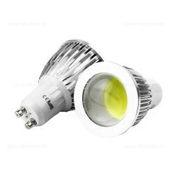 Bec Spot LED GU10 3W COB Lupa 220V