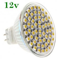 Bec Spot LED MR16 4W 60xSMD3528 12V