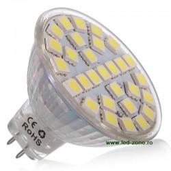 Bec Spot LED MR16 5W 21xSMD5050 220V