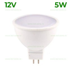 Bec Spot LED MR16 5W SMD2835 12V