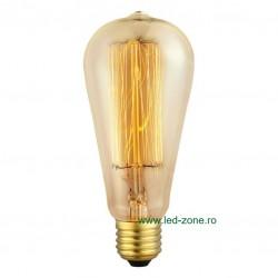 Bec Vintage Decorativ E27 35W Para ST64