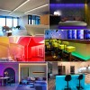 Banda LED COB 480 LED/ML 12V Interior Diverse Culori