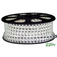 Banda LED 5050 60 SMD/ML Furtun Silicon 220V