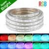 Banda LED 5050 60 SMD/ML RGB 220V Super Bright