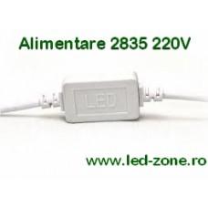 Alimentare Banda LED SMD 2835 220V