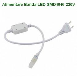 Alimentare Banda LED SMD 4040 220V