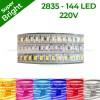 Banda LED 2835 144 SMD/ML 220V Super Bright
