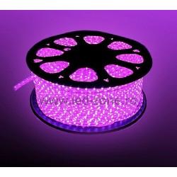 Banda LED 5050 60 SMD/ML 220V Magenta