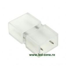 Conector Imbinare Banda LED 5050 220V 2 Contacte