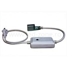 Controller Furtun LED Neonflex 220V RGB cu Buton