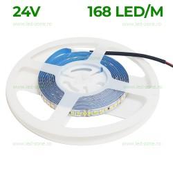 Banda LED 2835 168 SMD/ML Interior 24V